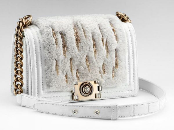 Chanel Releases Limited Edition 'Boy' Bag for Courchevel Boutique