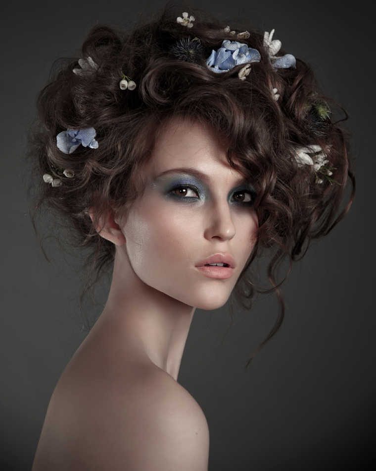 """Flower Girls"" by Irina Bordo for Fashion Gone Rogue"
