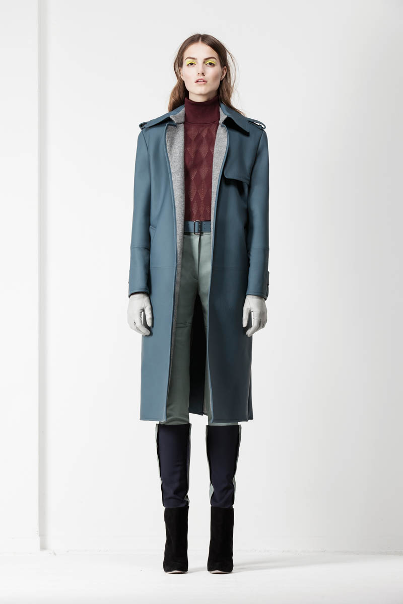 Pringle of Scotland Pre-Fall 2013 Collection
