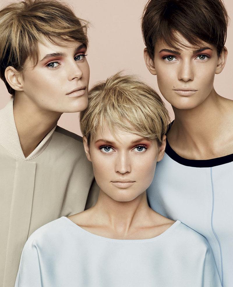 Toni Garrn, Kendra Spears and Juju Ivanyuk Are Retro Chic for Max Mara Studio Spring 2013 Campaign