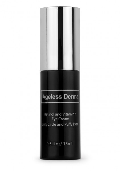 Ageless Derma Retinol and Vitamin K Eye Cream