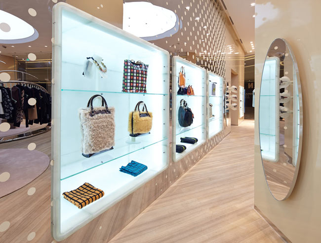 Marni Opens New Boutique in Tianjin Galaxy Mall