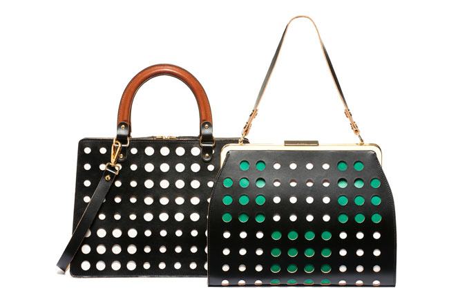 Marni Gets Dotty with its Polka Dot Bag Collection for Summer 2013