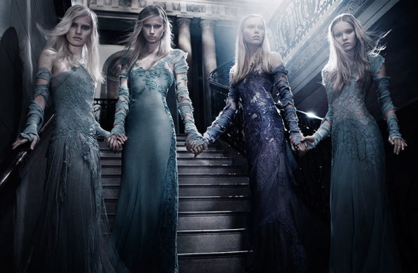Interview Russia's February Issue Features the Elegance of Alberta Ferretti