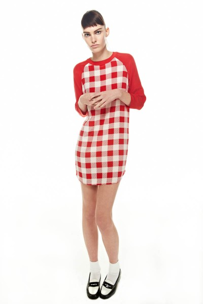 FriendsSpring14 400x600 Friends & Associates Offers Gingham Prints for its Spring 2013 Collection