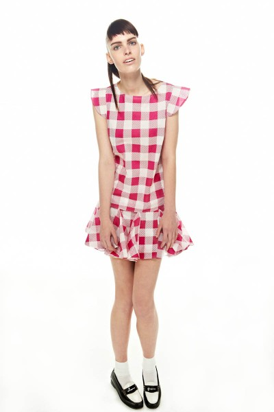FriendsSpring17 400x600 Friends & Associates Offers Gingham Prints for its Spring 2013 Collection