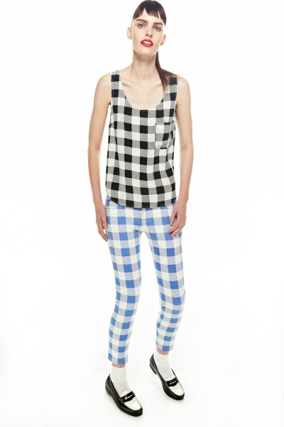 FriendsSpring18 400x600 Friends & Associates Offers Gingham Prints for its Spring 2013 Collection