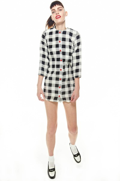 FriendsSpring23 400x600 Friends & Associates Offers Gingham Prints for its Spring 2013 Collection