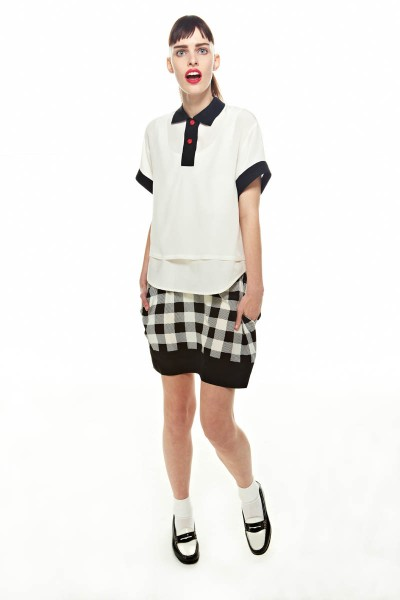 FriendsSpring5 400x600 Friends & Associates Offers Gingham Prints for its Spring 2013 Collection