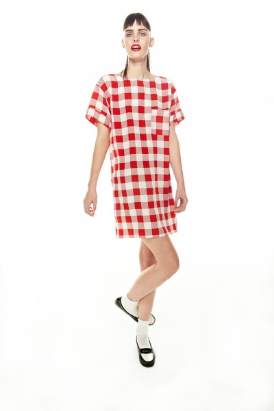 FriendsSpring7 400x600 Friends & Associates Offers Gingham Prints for its Spring 2013 Collection