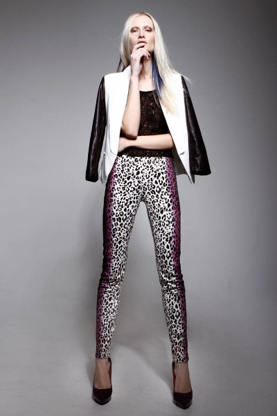 Leila Shams' Ultra-Cool and Modern Pre-Fall 2013 Collection
