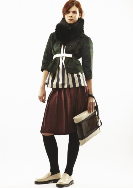 MarniPreFall22 424x600 Marni Mixes Function with Style for its Pre Fall 2013 Collection