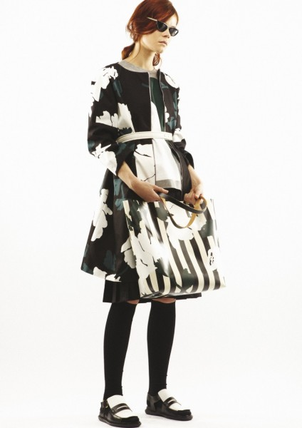 MarniPreFall23 424x600 Marni Mixes Function with Style for its Pre Fall 2013 Collection