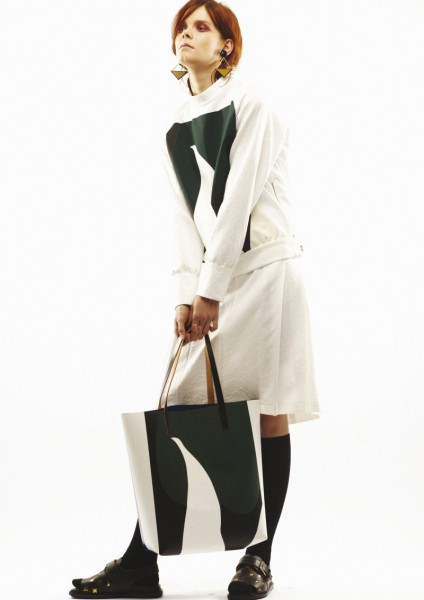 MarniPreFall25 424x600 Marni Mixes Function with Style for its Pre Fall 2013 Collection
