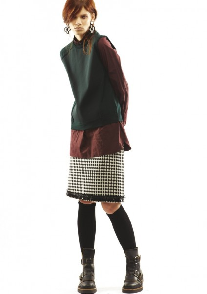 MarniPreFall30 424x600 Marni Mixes Function with Style for its Pre Fall 2013 Collection