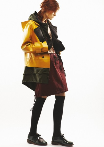MarniPreFall6 424x600 Marni Mixes Function with Style for its Pre Fall 2013 Collection