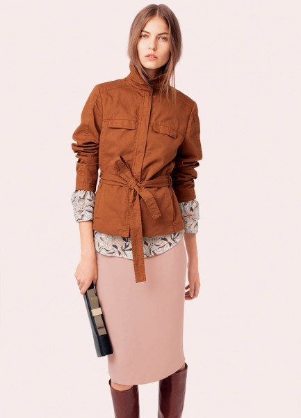 SeeChloePF12 433x600 See by Chloe Has a Relaxed Outing for its Pre Fall 2013 Collection