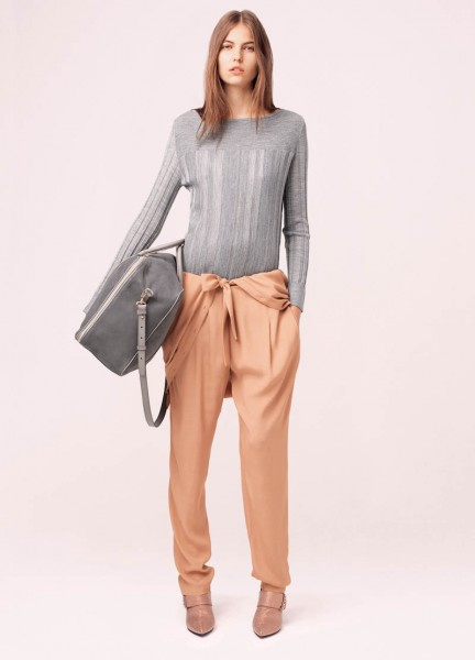 SeeChloePF15 432x600 See by Chloe Has a Relaxed Outing for its Pre Fall 2013 Collection