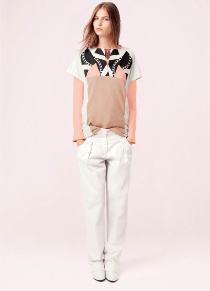 SeeChloePF19 433x600 See by Chloe Has a Relaxed Outing for its Pre Fall 2013 Collection