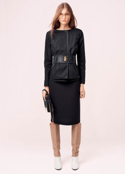 SeeChloePF21 432x600 See by Chloe Has a Relaxed Outing for its Pre Fall 2013 Collection