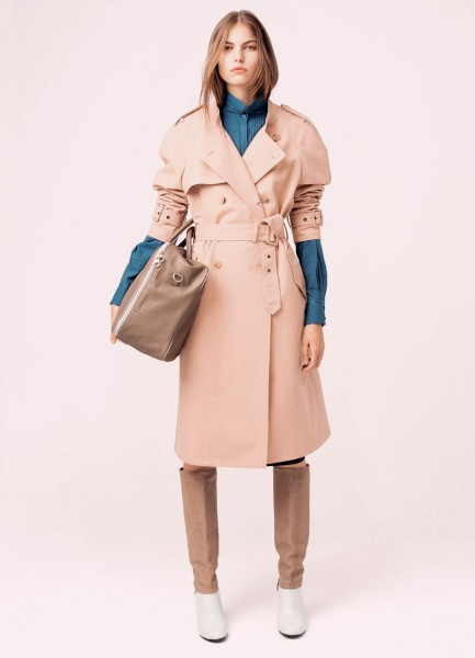 SeeChloePF22 433x600 See by Chloe Has a Relaxed Outing for its Pre Fall 2013 Collection