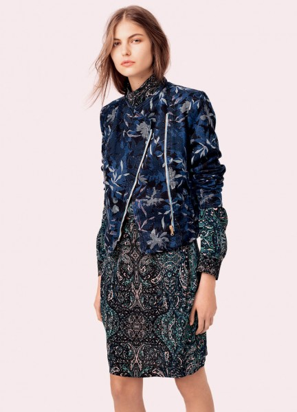 SeeChloePF25 432x600 See by Chloe Has a Relaxed Outing for its Pre Fall 2013 Collection