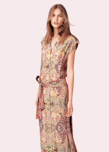 SeeChloePF27 432x600 See by Chloe Has a Relaxed Outing for its Pre Fall 2013 Collection