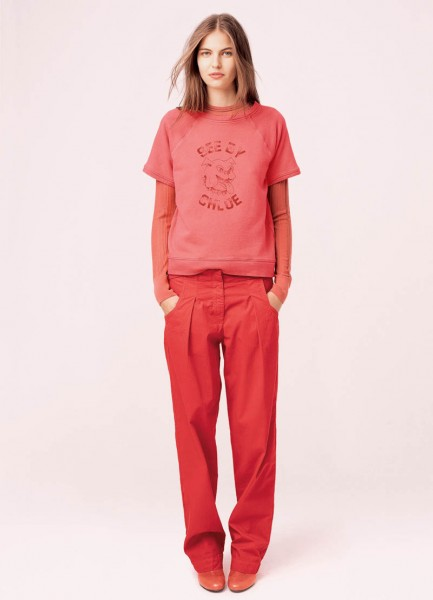 SeeChloePF28 433x600 See by Chloe Has a Relaxed Outing for its Pre Fall 2013 Collection