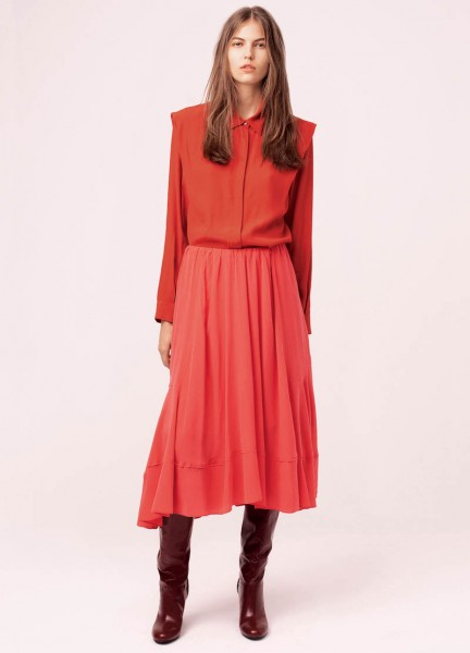 SeeChloePF5 432x600 See by Chloe Has a Relaxed Outing for its Pre Fall 2013 Collection