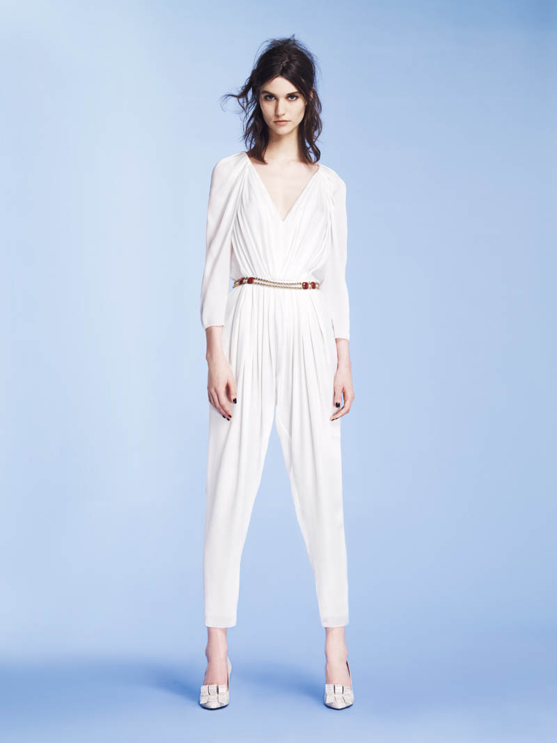 Sonia Rykiel Covers the Essentials for Pre-Fall 2013 Collection