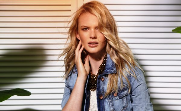 Anne Vyalitsyna Poses for SuiteBlanco Spring/Summer 2013 Campaign