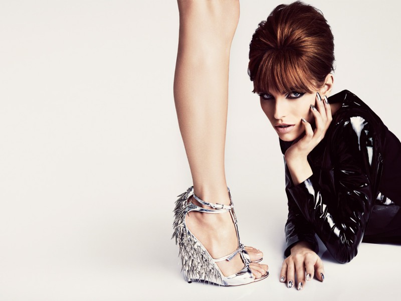 Karlina Caune Lands Tom Ford's Spring 2013 Campaign