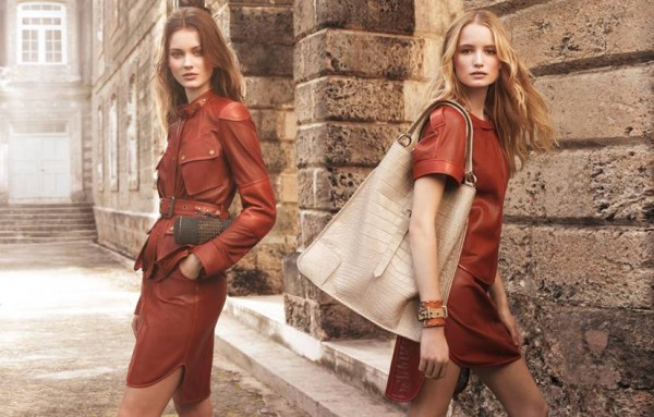 Belstaff Enlists Jac Jagaciak, Daria Strokous and Maud Welzen for its Spring 2013 Campaign