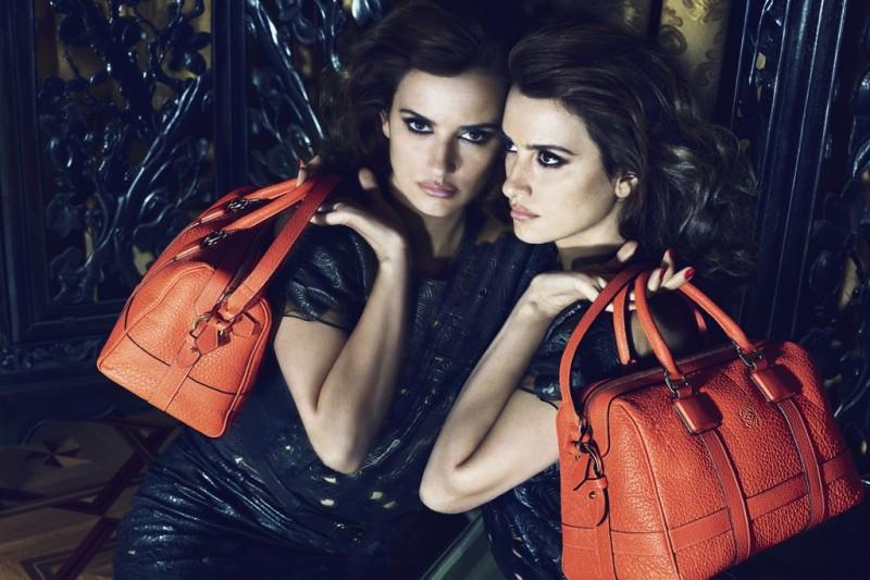 Penélope Cruz Stars in Loewe's Spring 2013 Campaign by Mert & Marcus