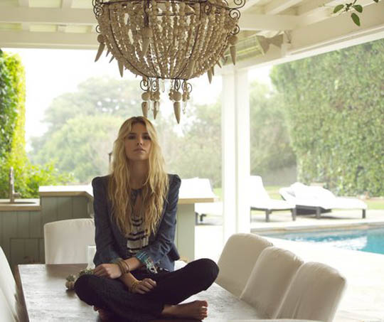 27 Miles Malibu Showcases Bohemian Style for Spring 2013