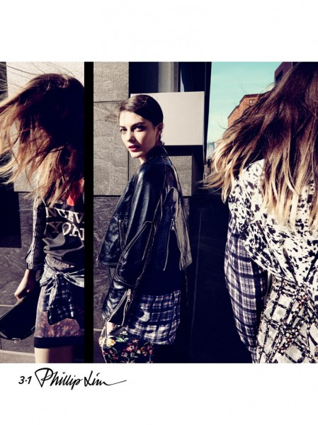 3.1 Phillip Lim Launches First Campaign for Spring 2013 Starring Katryn Kruger and Franzi Mueller