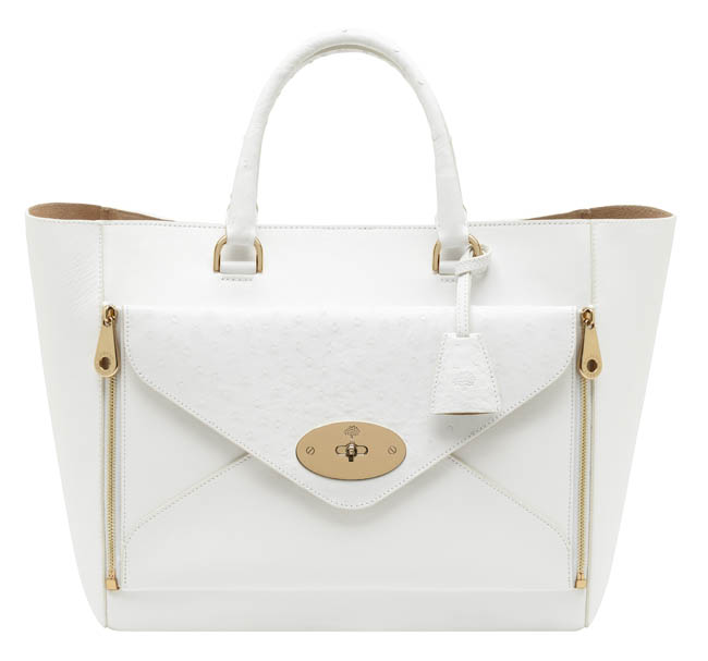 "The New ""Willow"" Collection from Mulberry"