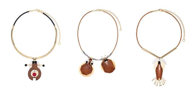 Marni's Wooden Jewelry for Spring/Summer 2013