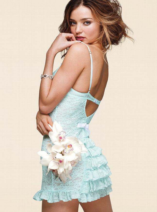 Miranda Kerr for Victoria's Secret Bridal (2013)