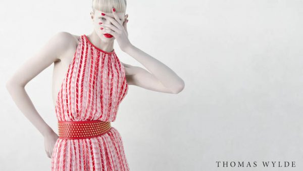 Thomas Wylde Enlists Alyona Subbotina for its Spring 2013 Campaign