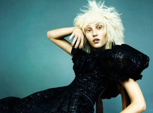 "Ursula Kim by Nikolay Biryukov in ""Fine Frenzy"" for Fashion Gone Rogue"