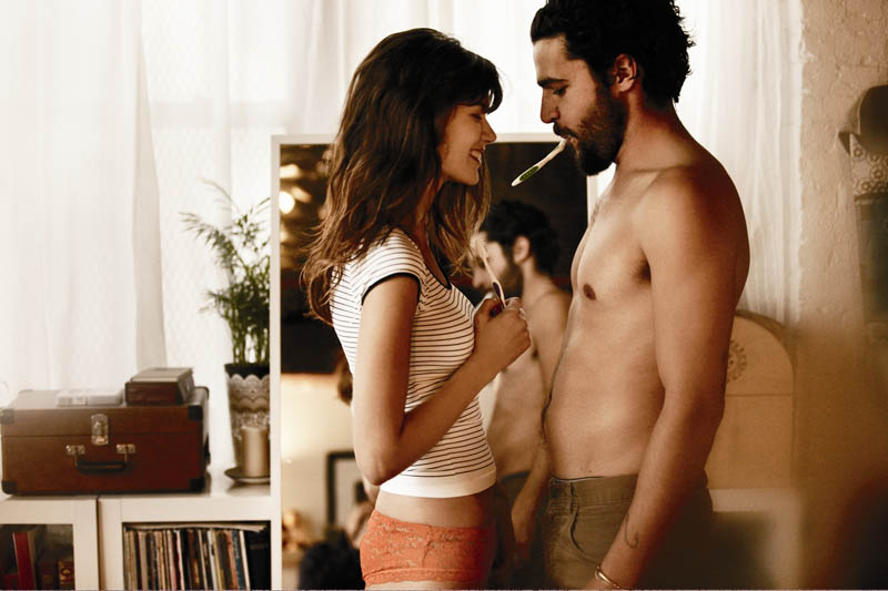 "Sheila Marquez Joins Christopher Abbott of ""Girls"" for Free People's February Catalogue"
