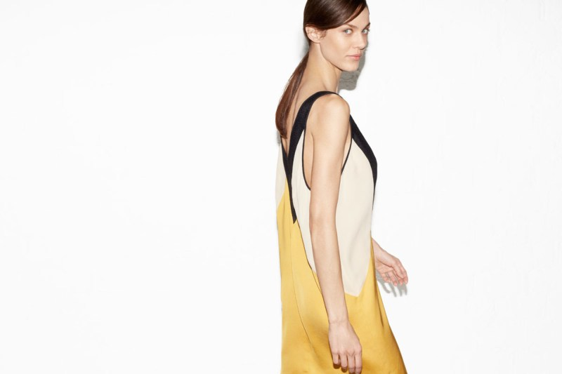 Aymeline Valade Gets Ready for Spring in Zara's April Lookbook