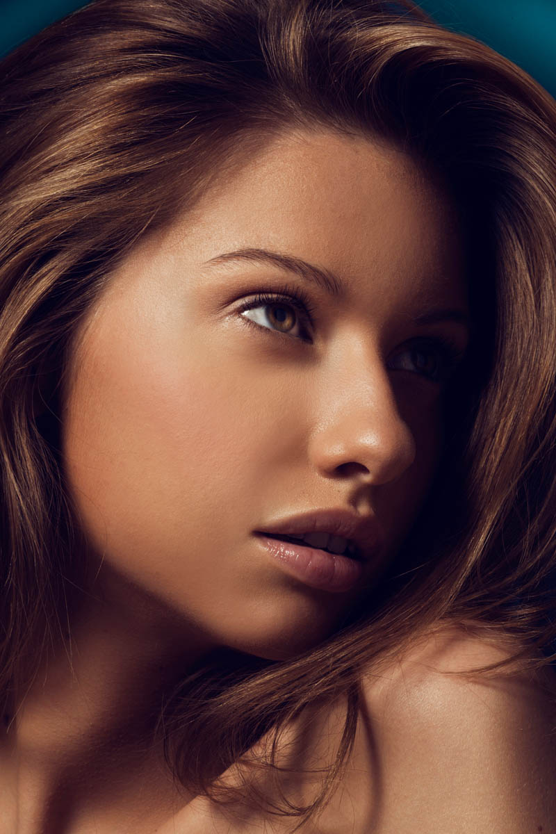 Elizaveta by Blake Davenport in Nude Beauty for Fashion