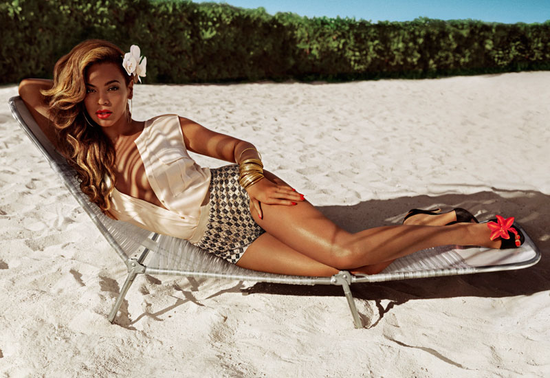 Beyonce Lands H&M Summer 2013 Campaign by Inez & Vinoodh