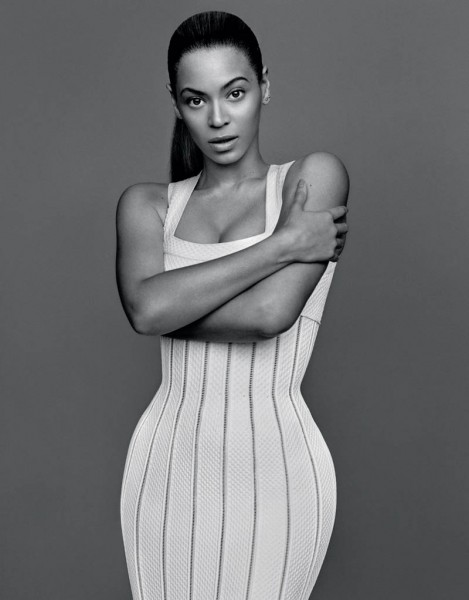 Beyonce Poses for Alasdair McLellan in The Gentlewoman S/S 2013