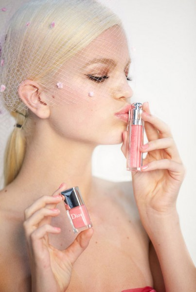 See the New Dior Addict Gloss Film Starring Daphne Groeneveld, Directed by Nathaniel Brown