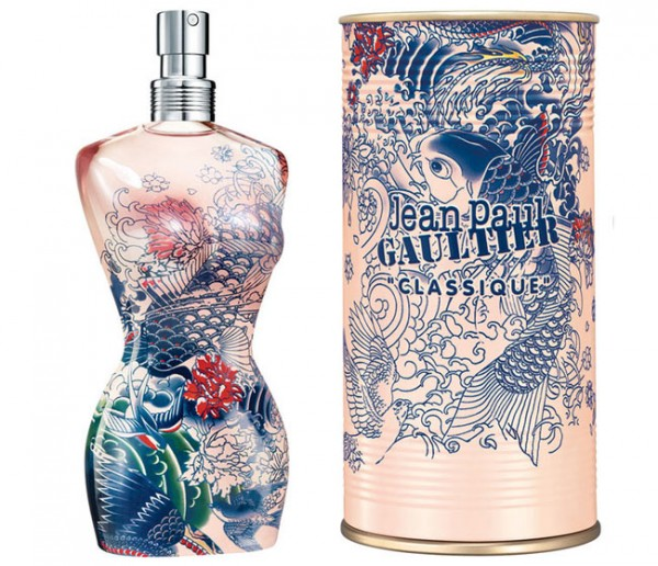 "Jean Paul Gaultier Releases ""Classique"" Fragrance for Summer 2013"