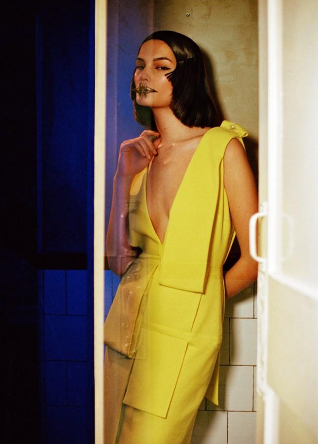 Kirsi Pyrhonen Enchants for Tank Magazine Spring 2013 by Jeff Hahn