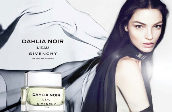 "Maricara Boscono for Givenchy ""Dahlia"" Fragrance Ad (2013)"